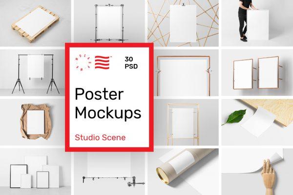 Poster Mockups