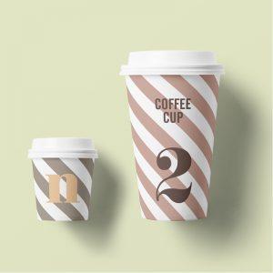 Paper Cup Mockup