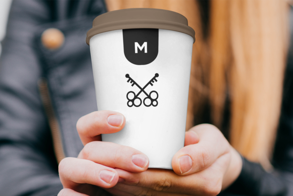 Coffee Cup PSD Mockup