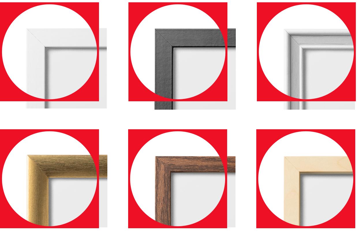 Frame Mockups Styles