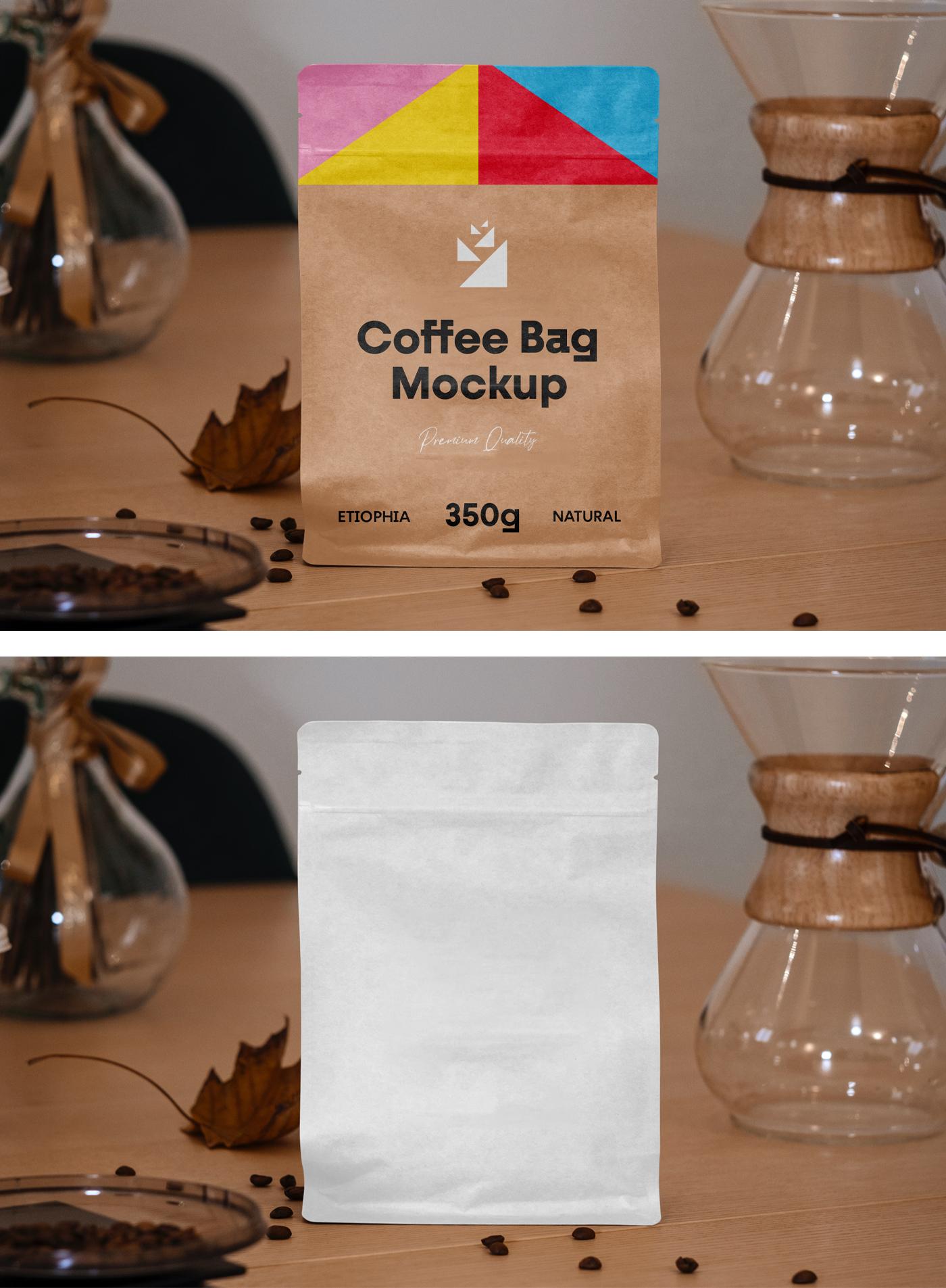 Small Bag Mockup